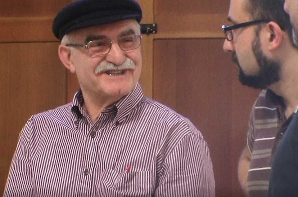 """Cinema   O meu nome é Luis """"Ferreiro"""". Unha historia do antifranquismo galego, con Roi Cagiao"""