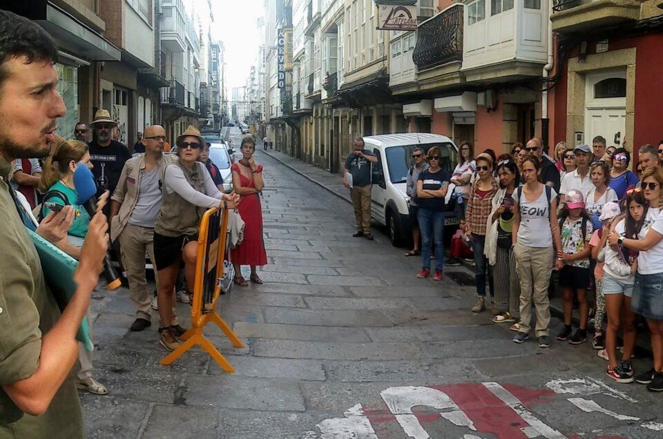 Roteiro | Ferrol Rebelde, com Marcos Abalde