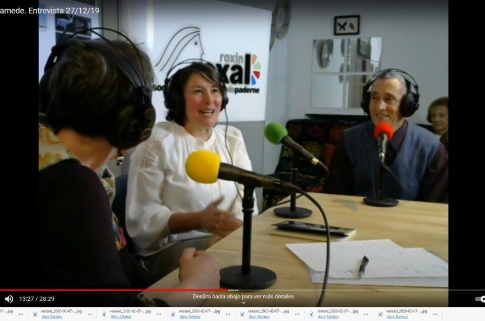 Vídeo | O Entroido de Samede, con Emi e José Antonio Cagiao