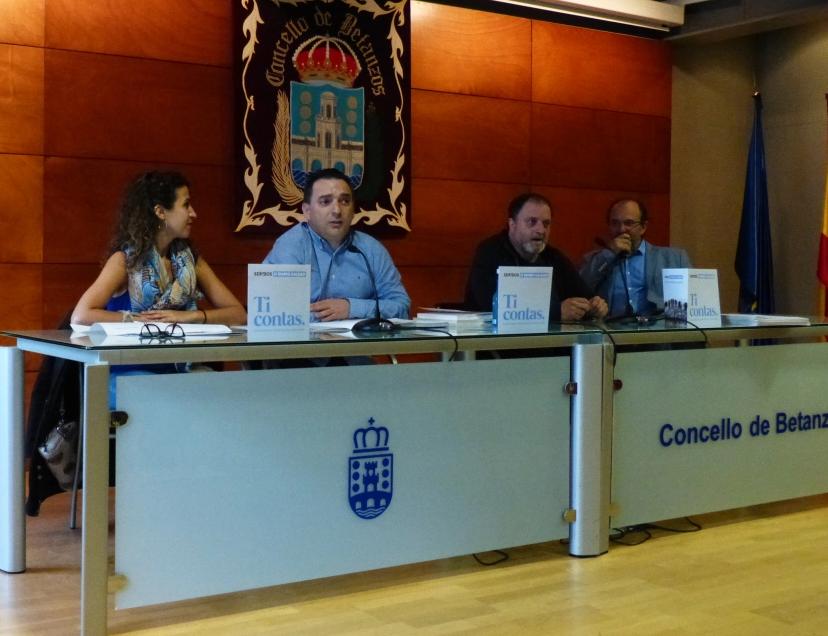 Presentación | O Diario Galego, en Betanzos