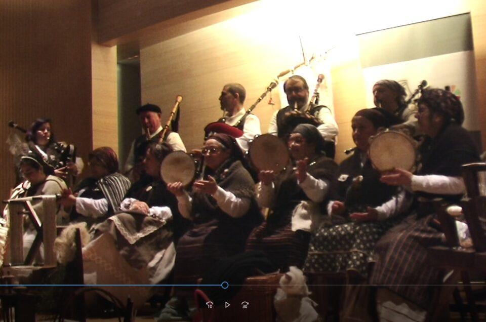 Concerto | Bolboreta Fiandeira, folclore e tradición
