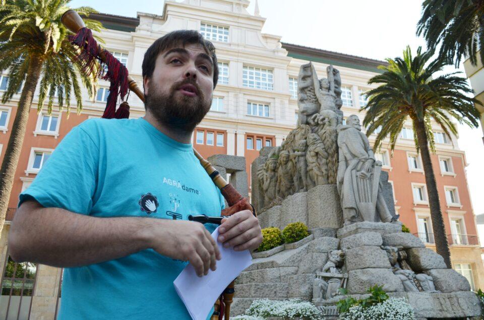 Roteiro | A Coruña das Irmandades da Fala, na véspera do centenario